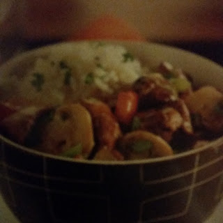 Chinese Chicken Stew.