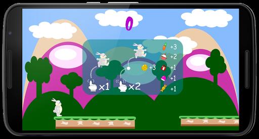 玩免費休閒APP|下載Fluksy Rabbit app不用錢|硬是要APP