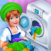 Tải Laundry Service Dirty Clothes Washing Game APK
