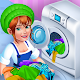 Laundry Service Dirty Clothes Washing Game