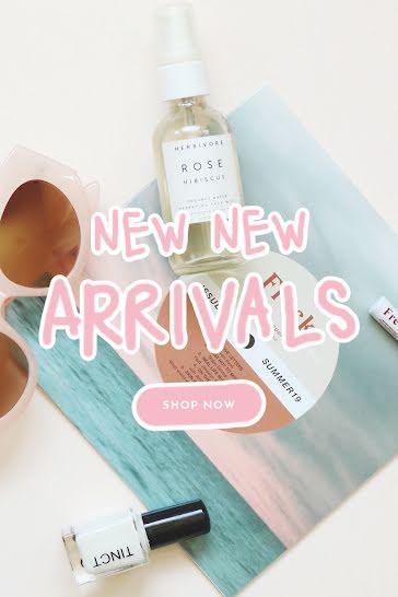 New New Arrivals - Pinterest Pin template
