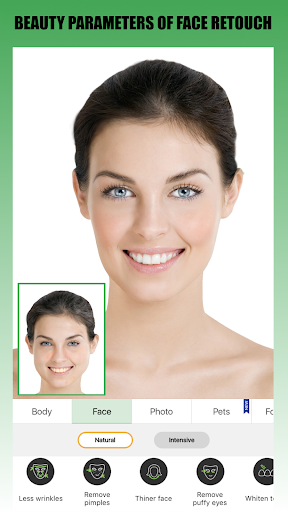 Image of Retouch Me u2013 Body editor & Face tune & Skinny app 4.33 2