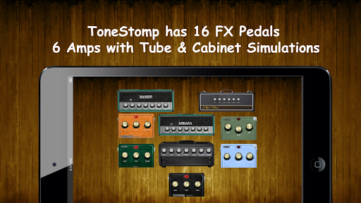 Guitar Amp & Guitar FX Pedals screenshot 7