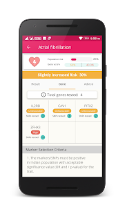 Life XP Health App - náhled