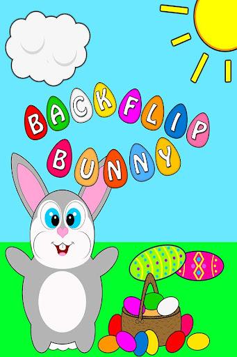 Back Flip Bunny: Easter Eggs