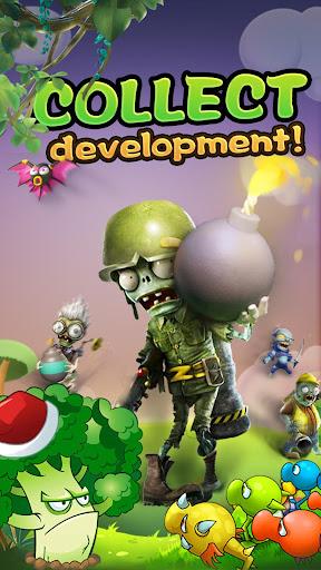 Zombie War - Plant Summoner android2mod screenshots 1