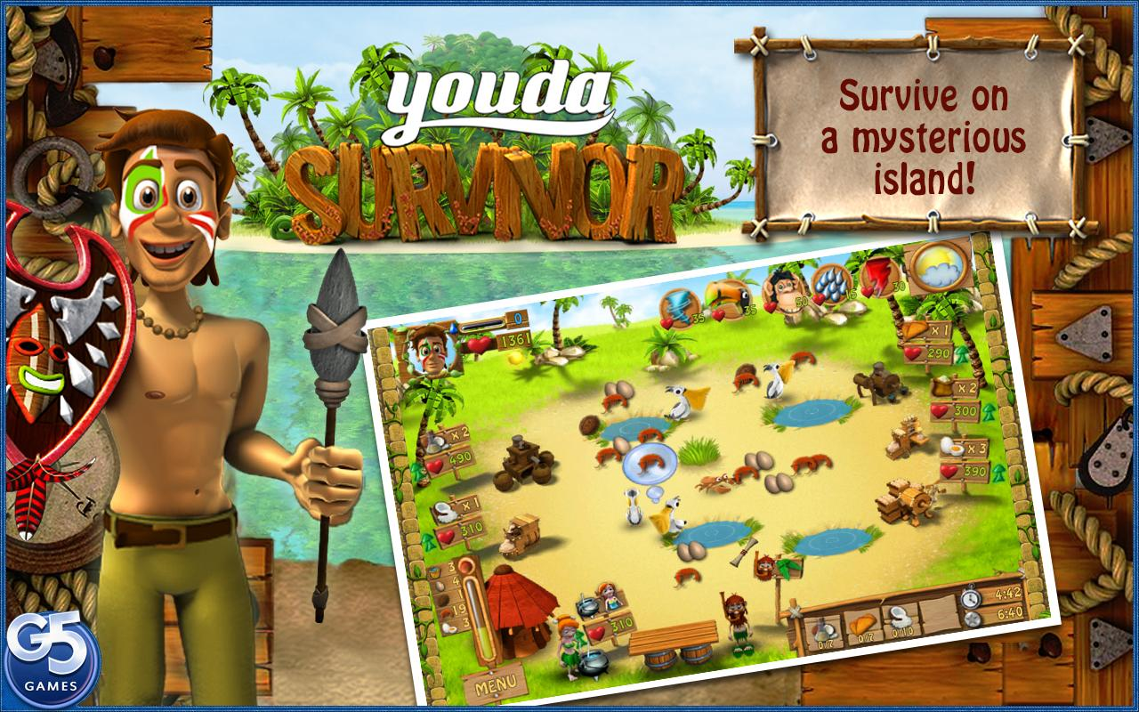 Youda Survivor- screenshot