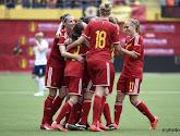 Les Belgian Red Flames s'imposent 5-0 contre la Pologne