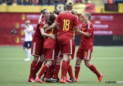 Flametime: Belgian Red Flames leggen Denemarken met totaalprestatie over de knie