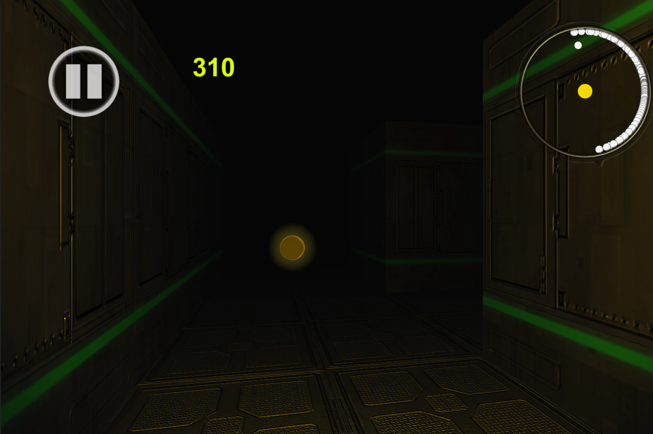 FPS Man Scary Ghost Labyrinth- screenshot
