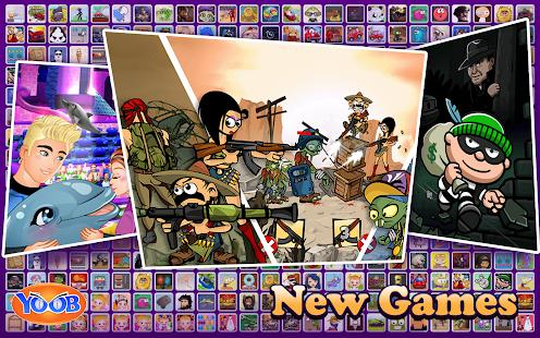 YooB Games - náhled