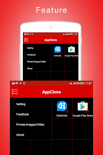 App AppClone - Multi Account APK for Windows Phone
