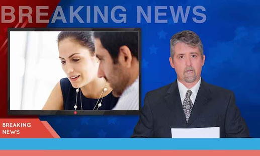 Download Breaking News Photo Frames For PC Windows and Mac apk screenshot 1