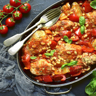 The Pioneer Woman'S Tuscan Chicken Sheet Pan Supper Recipe