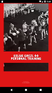 Kelsie Grezl Personal Training - náhled