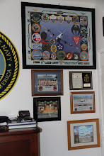 Photo: I love me wall from Navy Days