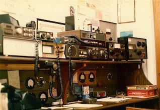 Photo: Old Station - WB9OTX