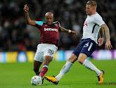Tottenham ging er in de League Cup uit tegen West Ham United