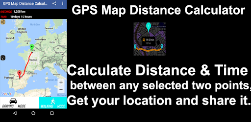 World Map Distance Calculator.Gps Map Distance Calculator Apps On Google Play