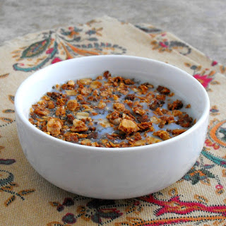 Homemade Granola Cereal like Nature's Path