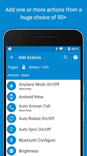 MacroDroid – Device Automation v3.17.17 [Pro + AOSP]