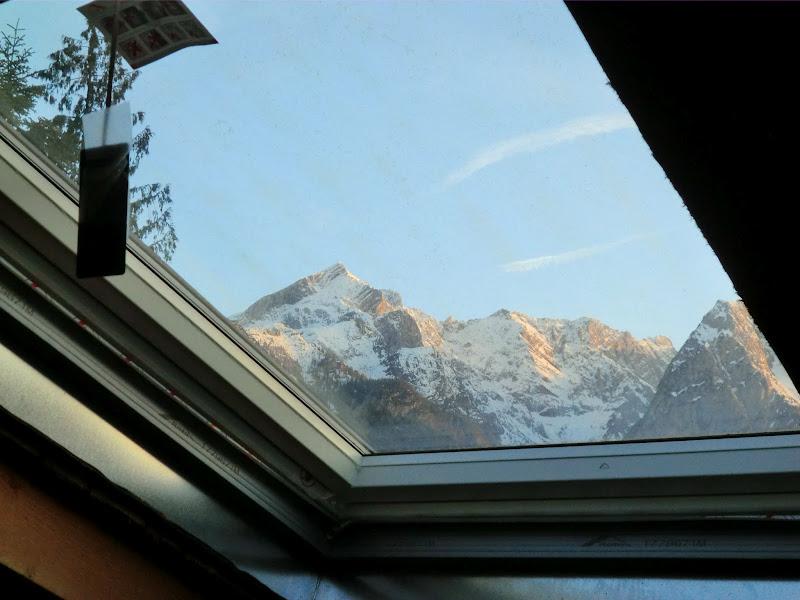 Photo: Ausblick aus dem neuen Dachfenster