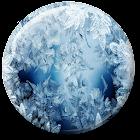 Frozen Glass Live Wallpaper icon