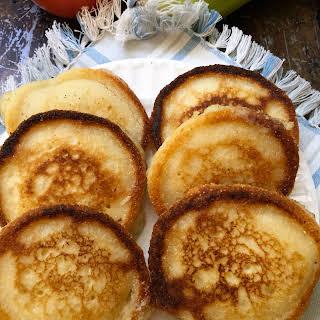 Hoecakes aka Cornmeal Pancakes.