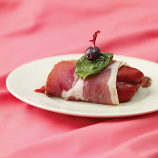 Proscuitto Wrapped Red Peppers