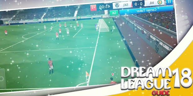 Tips For Dream League Soccer 2018 - náhled