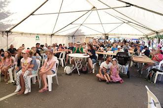Photo: big audience