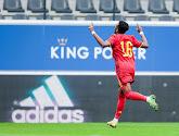 🎥 Eerste basisplaats en meteen twee goals (waarvan een héérlijke vrijschop): Mike Trésor Ndayishimiye maakte indruk bij de Jonge Duivels