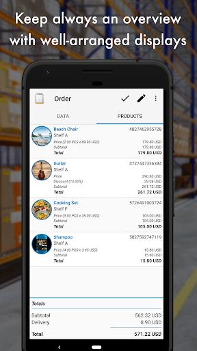 Storage Manager : Stock Tracker screenshot 3