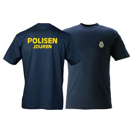 Funktions T-shirt POLISEN JOUREN