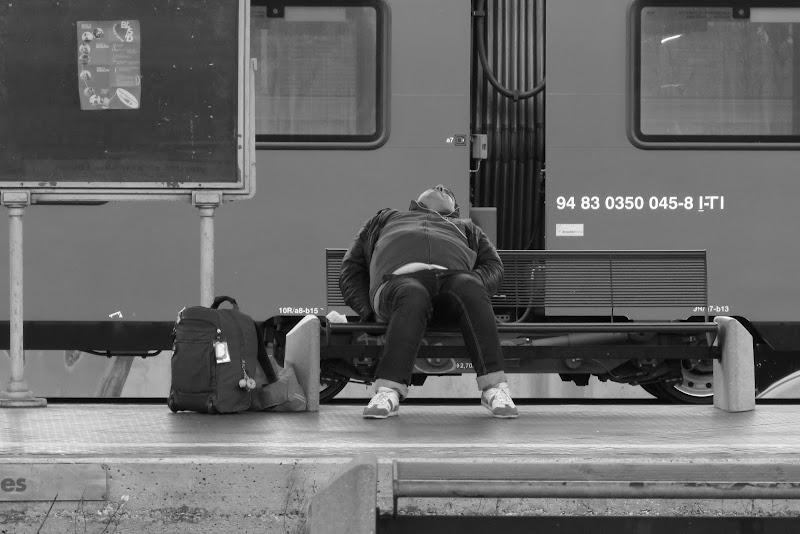 Sconfitto dalla stanchezza di Fabio_76