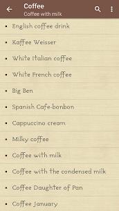 Coffeemania — coffee recipes 3