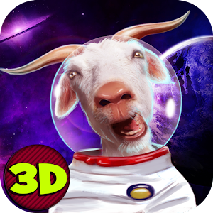 Space Goat Simulator 3D – 2
