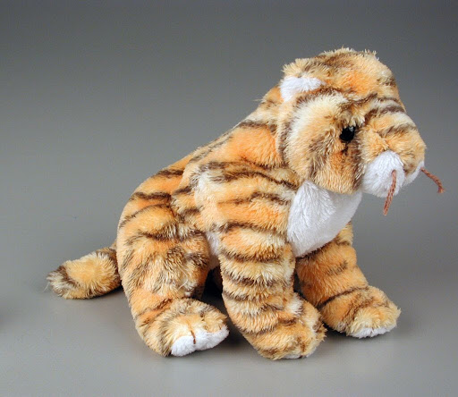 Stuffed animal:Rumba