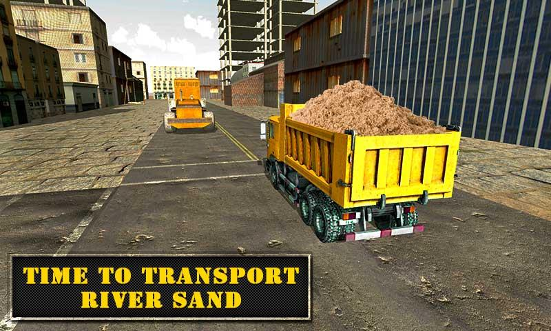 River-Sand-Excavator-Simulator 37