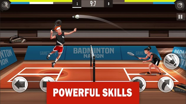 Badminton League APK screenshot thumbnail 1