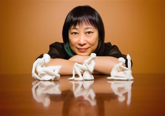 Влиятельные женщины в трехмерной печати # 15: Ping Fu