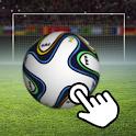 Flick kicker icon