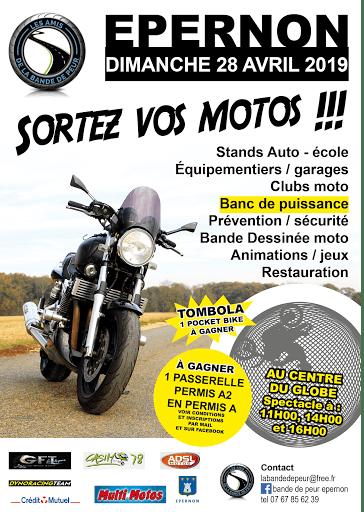 Salon moto Epernon