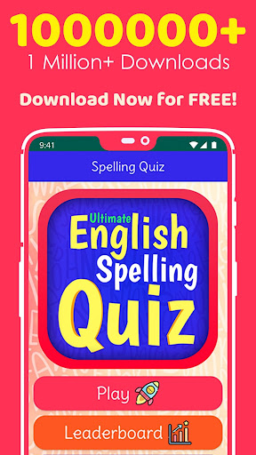 Ultimate English Spelling Quiz : New 2020 Version screenshots 1