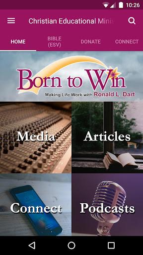 Born to Win with Ronald Dart screenshot 1