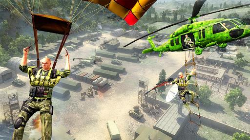Télécharger Hélicoptère Tournage Gunship Guerre  APK MOD (Astuce) screenshots 1