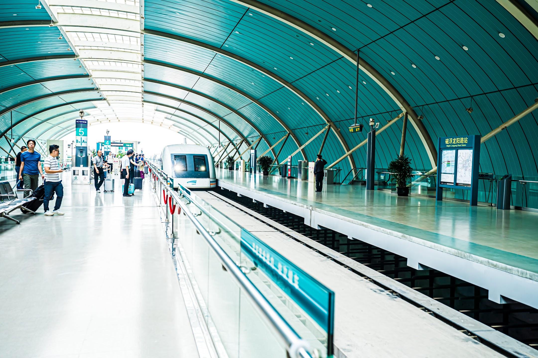 上海 龍陽路3