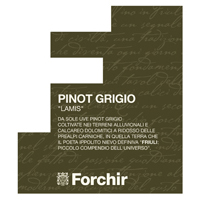 Logo for Forchir 'Lamis' Pinot Grigio