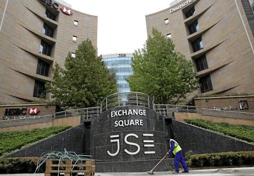 JSE up 1% in risk-on global tr...