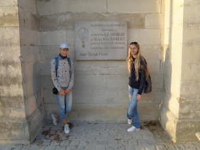 Photo: V Tuilerijských zahradách (Jardin des Tuileries) jsme zavzpomínali na termodynamiku